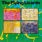 The Flying Lizards - The Flying Lizards Artwork