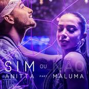 Sim ou não (feat. Maluma) - Single