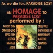 As We Die For... A Tribute To Paradise Lost