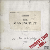The Manuscript - EP