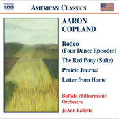 Copland: COPLAND: Prairie Journal / The Red Pony Suite / Letter from Home