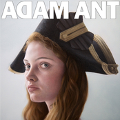 Adam Ant Is the Blueblack Hussar in Marrying the Gunner's Daughter