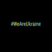 Get up Stand up #WeAreUkraine