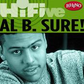 Al B Sure: Rhino Hi-Five: Al B. Sure!
