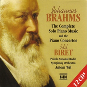 BRAHMS: Complete Works for Piano