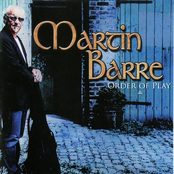 Martin Barre: Order of Play