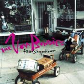 Album cover of Pawn Shoppe Heart, by The Von Bondies