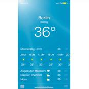 36 Grad (feat. Carsten Chemnitz & Nura)