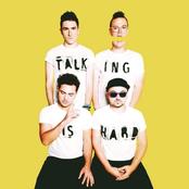TALKING IS HARD (Deluxe)