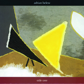 Adrian Belew: Side One