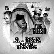 Yung Gleesh - 2 Tall Vs Dolan Beats (Battle Of The Bands)