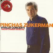Pinchas Zukerman: Vivaldi - Violin Concertos