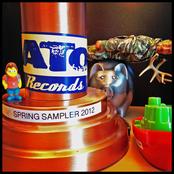 ATO Records Spring Sampler 2012