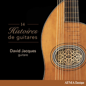 David Jacques: 14 Histoires de guitares