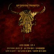An-Ten-Nae: Acid Crunk EP 8