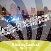Motion City Soundtrack: Live at Lollapalooza 2007: Motion City Soundtrack
