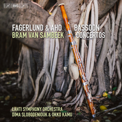 Dima Slobodeniouk: Fagerlund & Aho: Bassoon Concertos