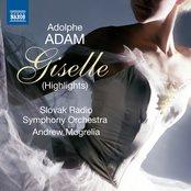 Adolphe Adam - Giselle: Act II: Grand pas de deux: Adagio