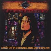 Jeff Scott Soto: One Night In Madrid