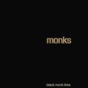 The Monks - Black Monk Time Artwork