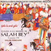 Elegía A La Muerte De Salah Bey. Constantina 1792