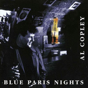 Al Copley: Blue Paris Nights