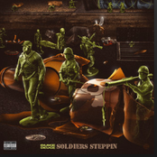 Soldiers Steppin