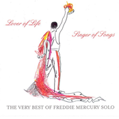 Lover of Life, Singer of Songs - The Very Best of Freddie Mercury Solo (1 disc)
