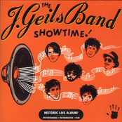 J Geils Band: Showtime!
