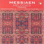 Messiaen Songs (Complete) Part: 1