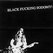 Black Fucking Sodomy! (Bootleg)