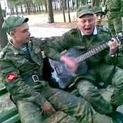 Армейские песни