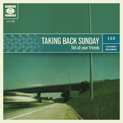 Taking Back Sunday: Tell All Your Friends (Re-Issue)