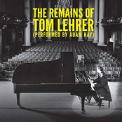Adam Kay: The Remains of Tom Lehrer