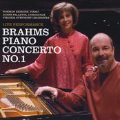 Norman Krieger: Brahms Piano Concerto No. 1