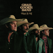 Chad Cooke Band: Risk It All