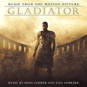 Gladiator Soundtrack cover art