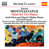 Montsalvatge: Piano Music, Vol. 3: Music for 2 Pianos