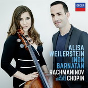 Alisa Weilerstein: Rachmaninov & Chopin Cello Sonatas