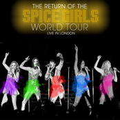 The Return Of The Spice Girls Tour