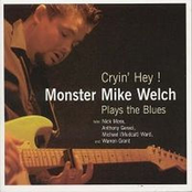 Cryin' Hey! Monster Mike Welch Plays The Blues