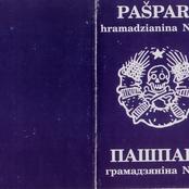 Пашпарт грамадзянiна N.R.M