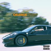 Larry June: Orange Print