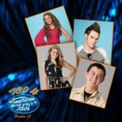 American Idol Top 4 Season 10