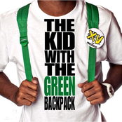The Kid with the Green Backpack
