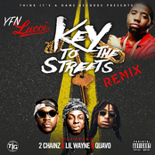 Key to the Streets (Remix) [feat. 2 Chainz, Lil Wayne & Quavo] - Single