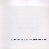 Fury In The Slaughterhouse (The White CD)