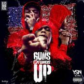 Guns Up Funds Up