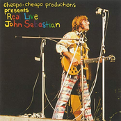 John Sebastian: Cheapo-Cheapo Productions Presents Real Live John Sebastian
