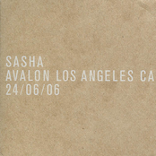 Avalon Los Angeles (Live) - Sasha (CD2)